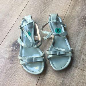 Nine West Bow Tie Sandals